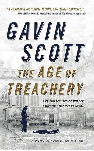 Age of Treachery: Duncan Forrester