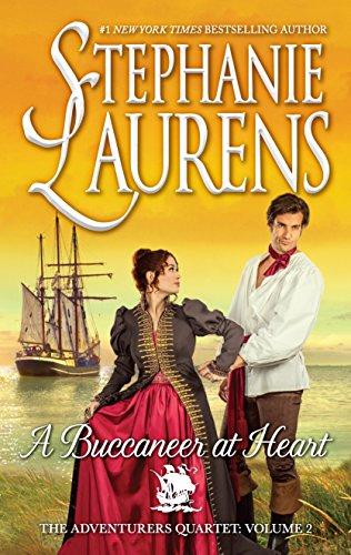 Buccaneer at Heart (The Adventurers Quartet)