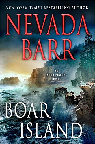 Boar Island: An Anna Pigeon Novel