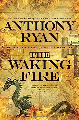 Waking Fire (The Draconis Memoria)