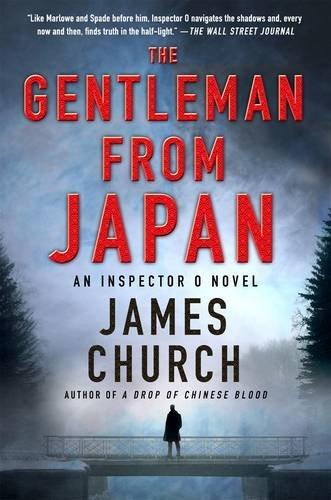 Gentleman from Japan: An Inspector O Novel