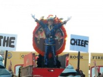The Chief - Greater Overbrook String Band 2012