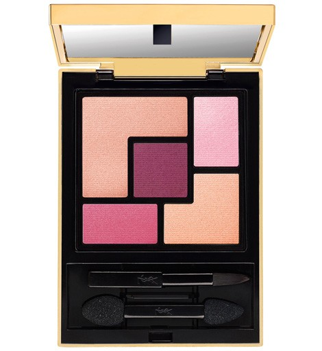 YSL 拼接時尚五色眼彩盤 COUTURE PALETTE 9 Rose Baby Doll