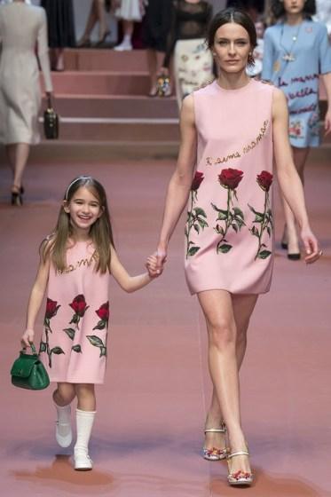 Dolce & Gabbana, fall 2015