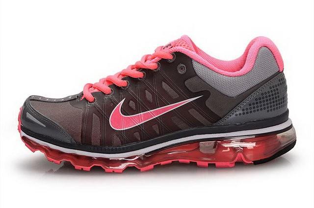 Nike-Air-Max-2009-WMNS-Shoes-Grey-Pink