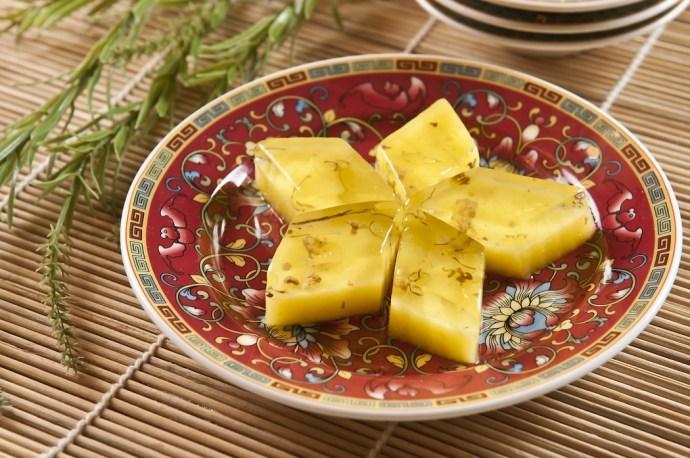 金黃桂花糕66