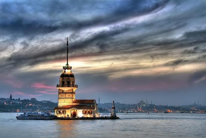 Maiden-Tower-Istanbul-Turkey