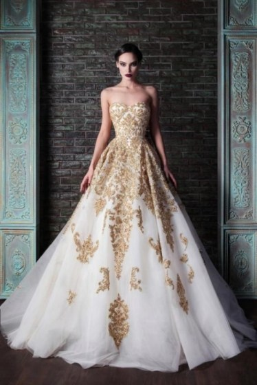 wedding-dress-with-gold-embellishment