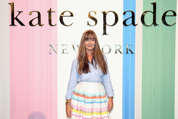 Creative Director of Kate Spade, Deborah Lloyd