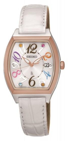 LUKIA七夕浪漫限定錶款 - SUT292J1 NT20,500