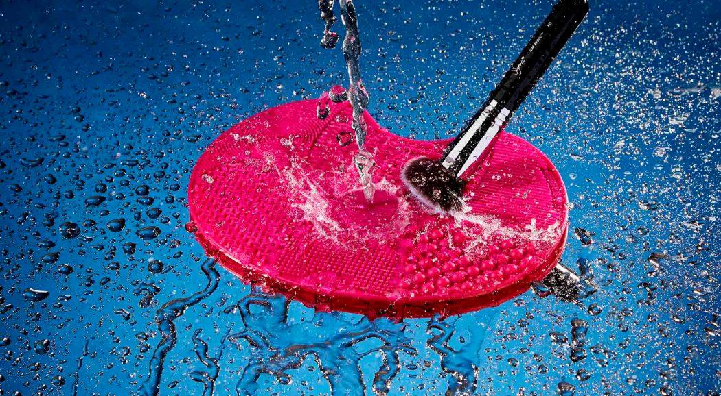 EM001_Sigma Spa Express Brush Cleaning Mat