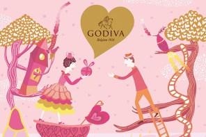情人節送禮首選GODIVA|客製你與我專屬的草莓巧克力