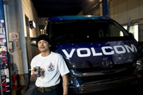 Volcom 與日本知名藝術家聯名作,將在5月18於 HOTEL V  展開