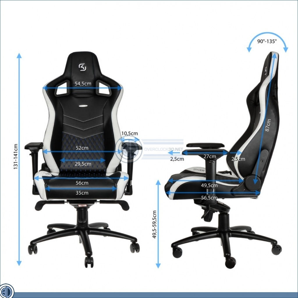 how much does a gaming chair cost reclining and half leather overclockers uk stocks noblechairs offering royal quality