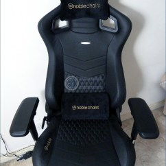 Gaming Chair Reviews 2016 Uk Cover Rentals Albuquerque Nobelchairs Epic Real Leather Review Final
