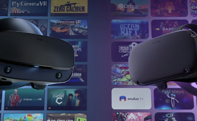 The Oculus Quest Will Soon Be Able To Play Rift Games