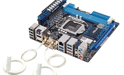 En adición a su más reciente creación con Chipset Z77 en factor de forma mini-ITX, se ha revelado que ASUS lanzará una variante de su tentadora motherboard P8Z77-I Deluxea la […]