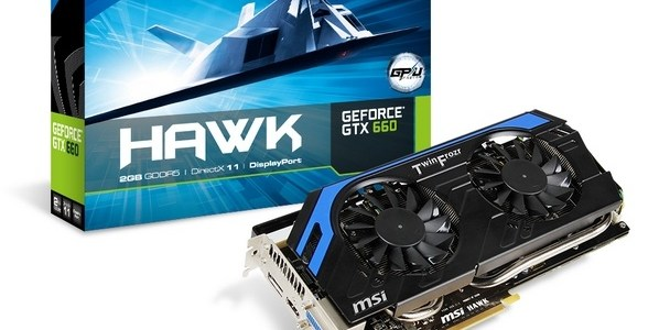 Hace exactamente un mes nos enteramos que MSI incluiría dentro de su línea HAWK Series un nuevo modelo de GTX 660, hoy ya es oficial. La tarjeta se presenta como […]