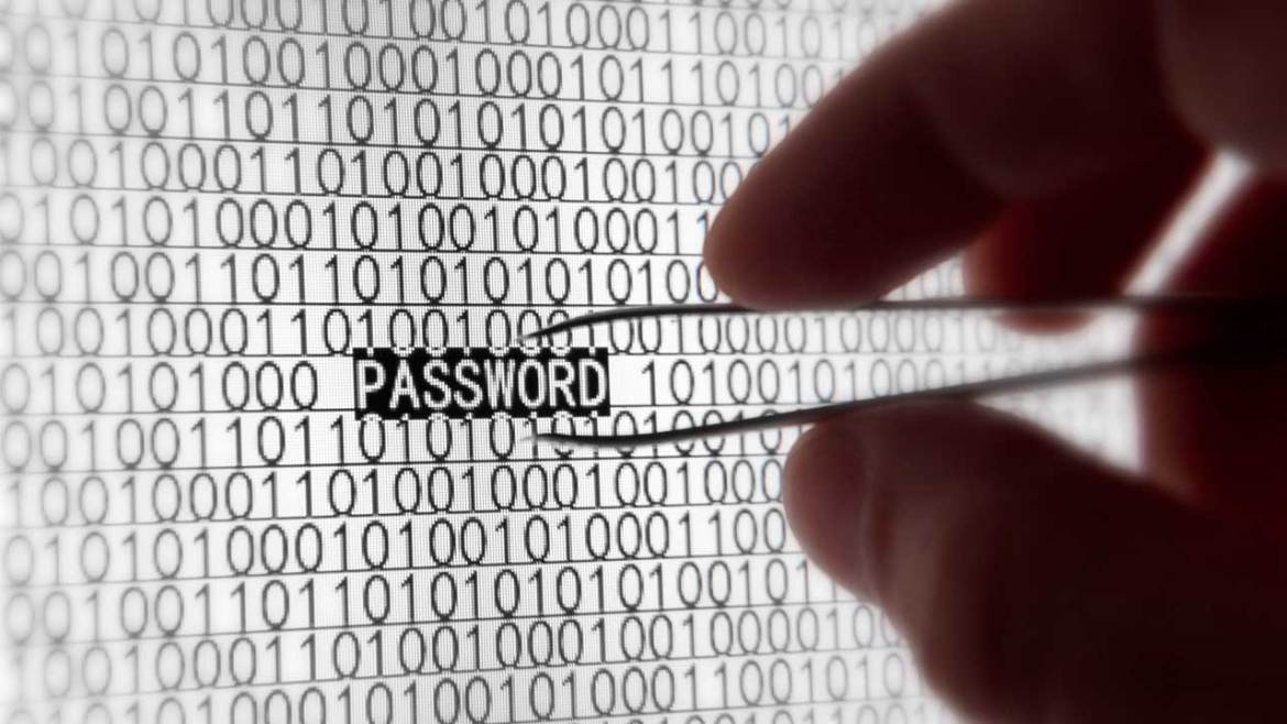 Hack Security Password