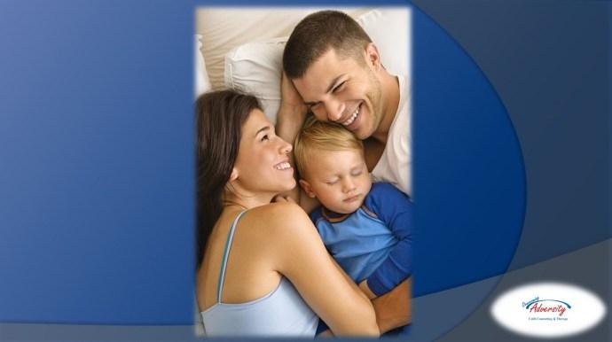 Family Cohesion Overcoming Adversity