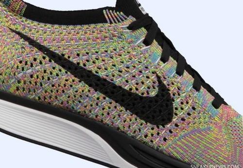 Nike Flyknit Racer Multicolor 驚豔新作現身 | OVERDOPE 華人首席線上時尚潮流雜誌