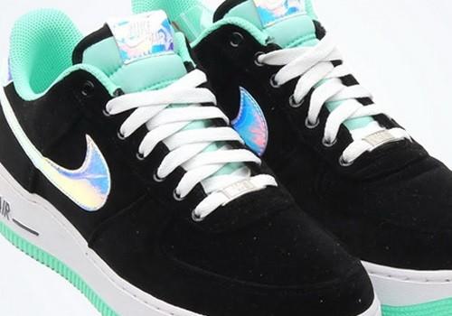 Nike Air Force 1 Low Green Glow 新作登