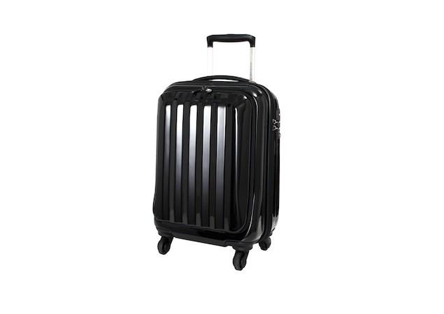 東京商務旅行箱-凜黑(18吋,定價$5000) ,新品上市8.5折優惠。