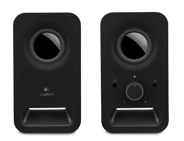 羅技多媒體揚聲器Z150_產品圖(黑)