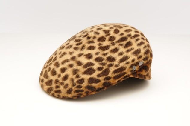 Kangol X MarcbyMarcJaco bs豹紋鴨舌帽NT$11800