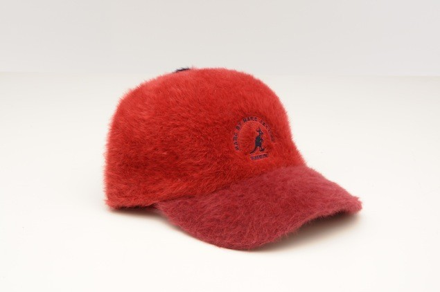 Kangol X MarcbyMarcJacobs 兔毛棒球帽(紅)NT$4280