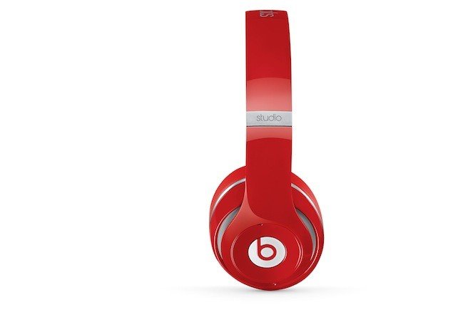 New Beats Studio-red1