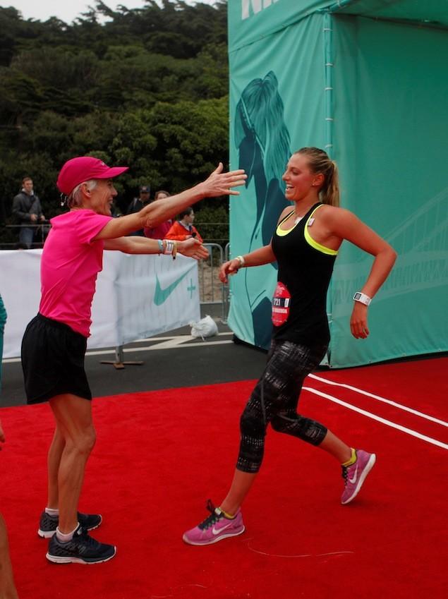Nike為一直勇於突破運動和生活極限、追求自我的女性創造振奮人心的充滿創新的跑步體驗