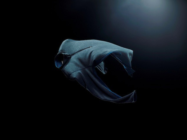 Nike 男性Dri-FIT Wool 半拉鍊長袖針織衫 NT$2280