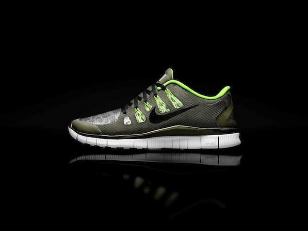 Nike Free 5.0 Shield NT$3650 (1)