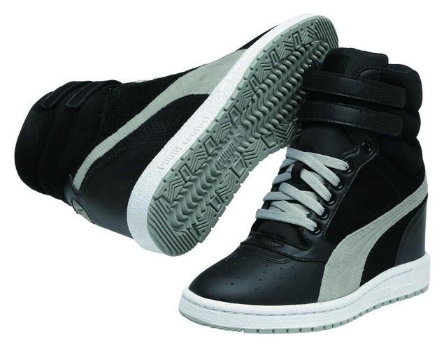 35542706-PUMA Sky Wedge Reptile運動風高筒楔型鞋  建議售價:NT$ 3,281_