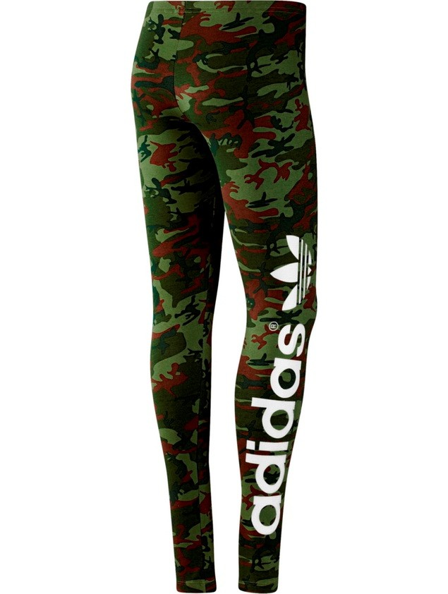 adidas Originals Women Injection限量籃球系列迷彩Legging$1490_覃淕湮苤