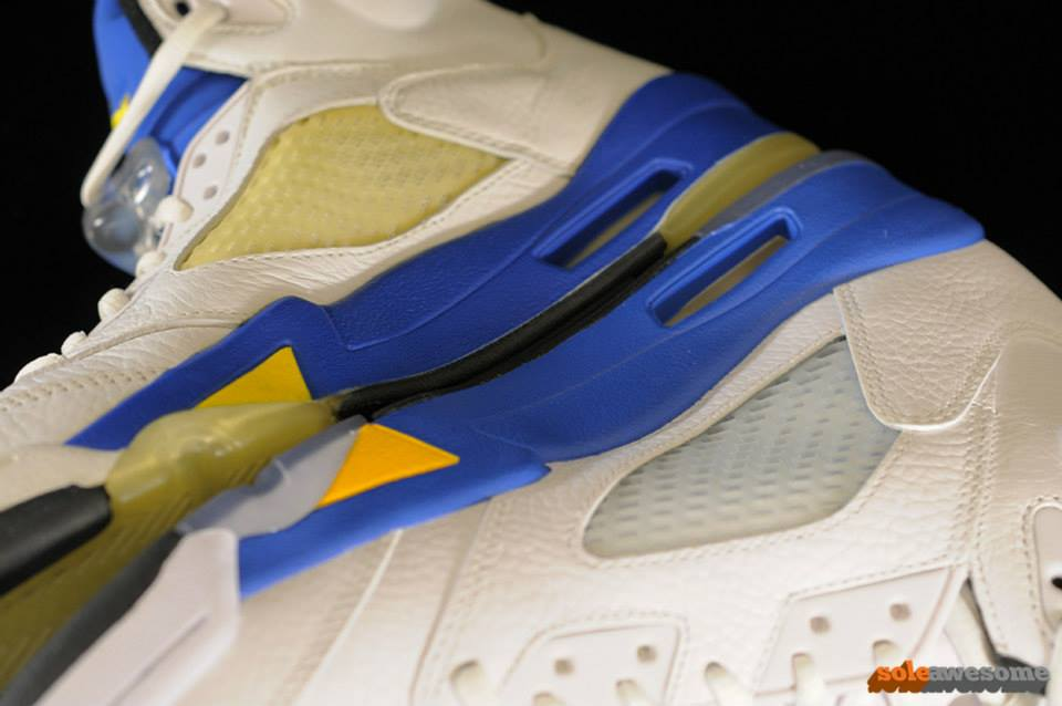 air jordan v laney comparison-7