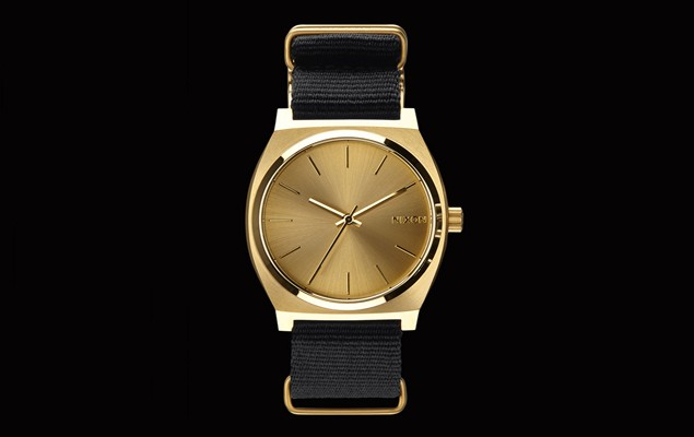 colette-x-nixon-2013-gold-time-teller-watch-1