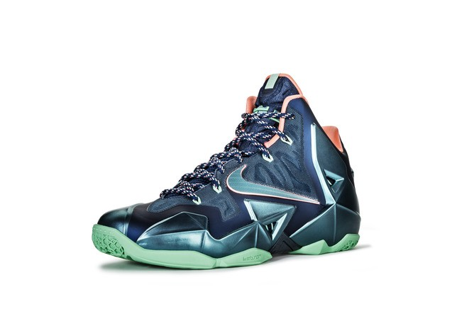 nike lebron 11 akron vs miami & miami night-1