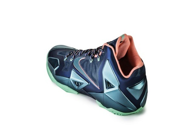 nike lebron 11 akron vs miami & miami night-3