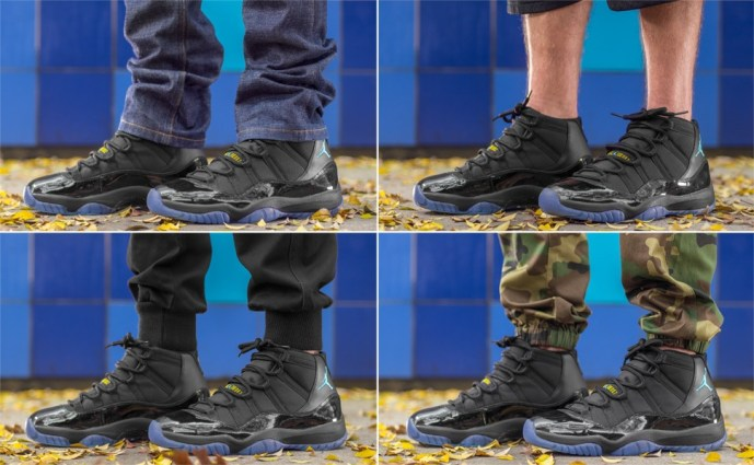 Air-Jordan-11-Gamma-Blue-On-Foot-Lead