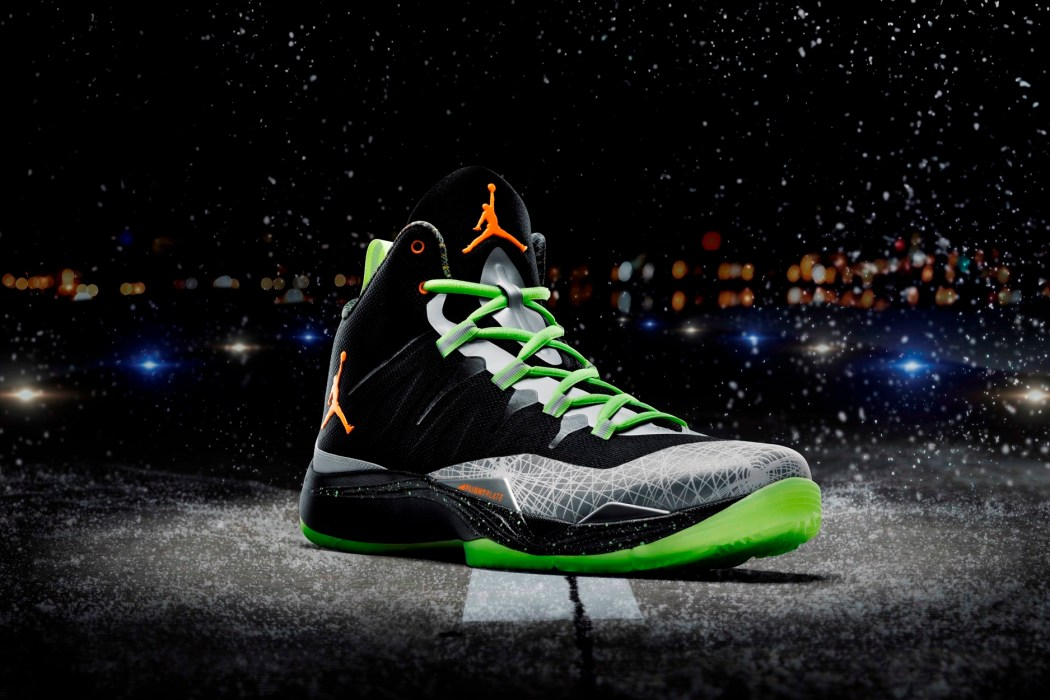 Jordan Super.Fly2 Christmas -12月24日發售,訂價NT$4,600 (1)