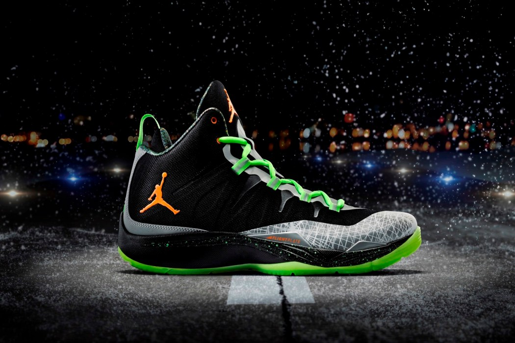Jordan Super.Fly2 Christmas -12月24日發售,訂價NT$4,600 (2)