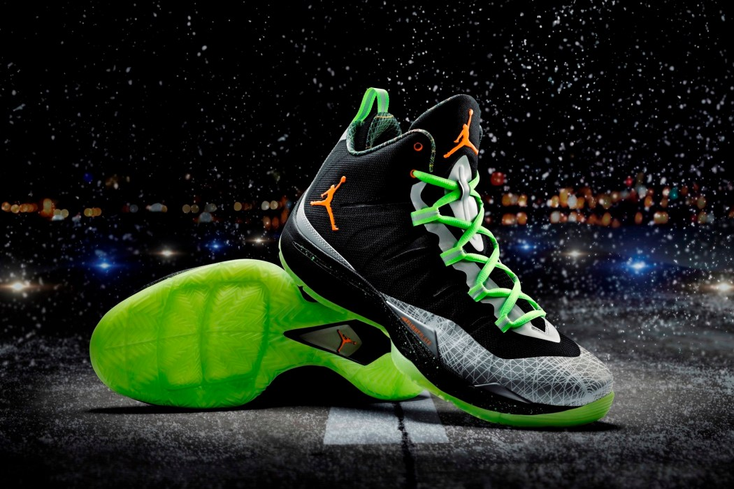 Jordan Super.Fly2 Christmas -12月24日發售,訂價NT$4,600 (3)