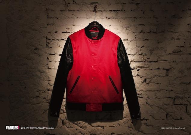 PHANTA CLUB Varsity Jacket_Red-01