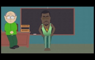 South Park's Season Finale Highlights Kanye West