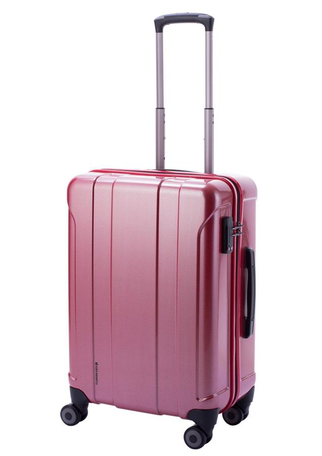 Twin系列旅行箱-星光銀,圖為19吋,假期優惠價3991元。_