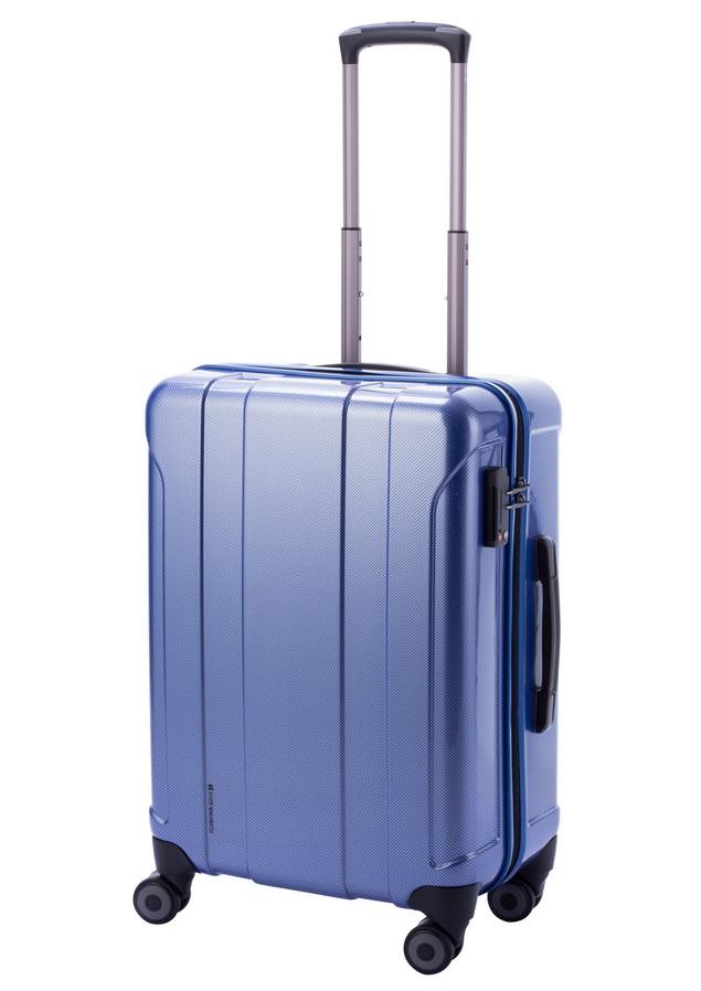 Twin系列旅行箱-星光銀,圖為19吋,假期優惠價3992元。_