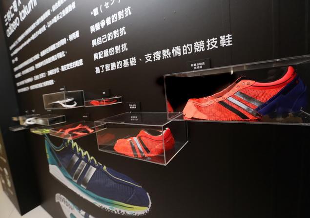 adidas RUNNING LAB TAIPEI 以室內擬真跑道為設計動線環繞整個場館 完整集結全方位的跑者服務體驗項目_005