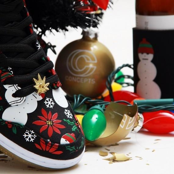 cncpts-nike-sb-dunk-high-ugly-christmas-sweater-black-1